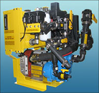 Heavy-Duty Shaft Driven PTO Power Pack